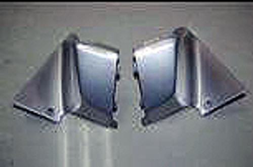 Side Panels in Carbon with Fiberglass for Honda VFR800 02-13