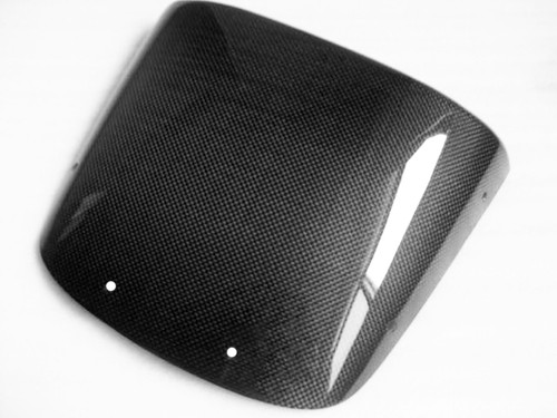 Windscreen in Glossy Plain Weave Carbon Fiber for Kawasaki ZRX1100,1200