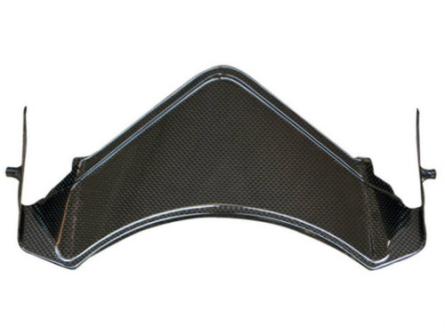 Front Fairing Piece in Glossy Plain Weave Carbon Fiber for MV Agusta F3 675 & 800