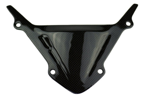 Dash Cover in Glossy Plain Weave Carbon Fiber for MV Agusta F3 675 & 800