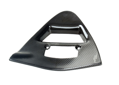 Triangle Fairing in Glossy Twill Weave Carbon Fiber for Ducati 748, 916, 996