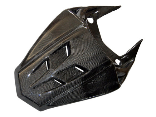 Tail Section in Glossy Plain Weave Carbon Fiber for Ducati 749, 999