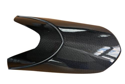 Front Fender Extender in Glossy Plain Weave Carbon Fiber for BMW R1200GS 2013-2019
