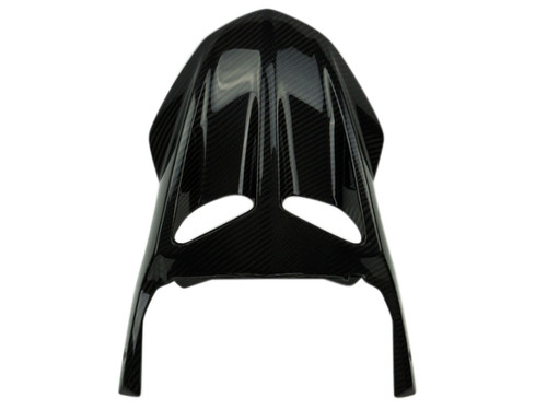 Beak Guard in Glossy Twill Weave Carbon Fiber for BMW F800GS 2013+