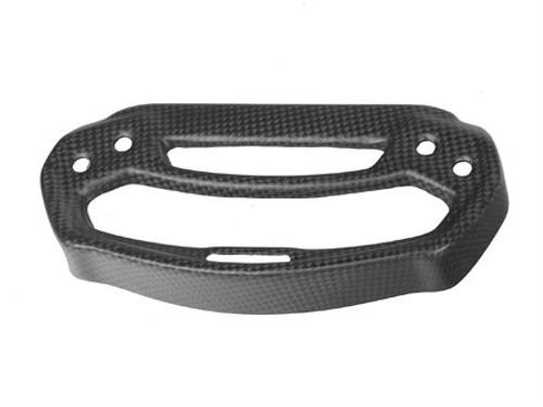 Instruments Frame in Matte Plain Weave Carbon Fiber for Ducati Monster 696, 796, 1100