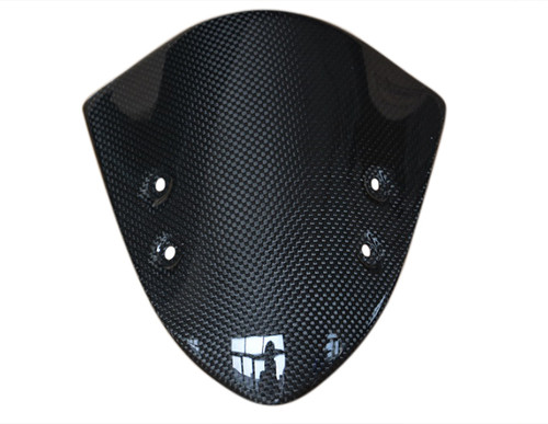 Instrument Cover in 100% Carbon Fiber for Kawasaki ER-6N  2012-2016