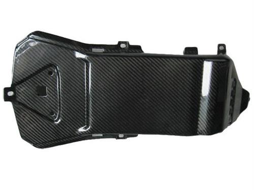 Glossy Twill Weave  Carbon Fiber Undertail for Aprilia RSV4 09+, Tuono V4 11+