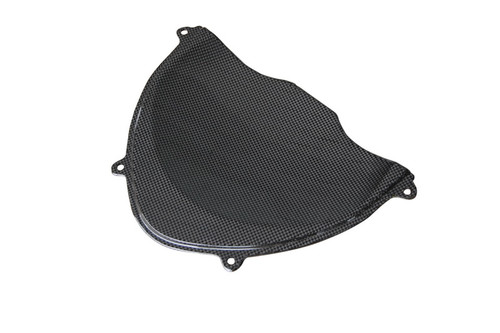 Front Fairing Base in Glossy Plain Weave  Carbon Fiber for Suzuki TL1000R
