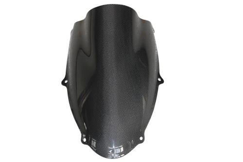 Windscreen in Glossy Plain Weave Carbon Fiber for Suzuki TL1000R