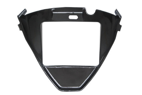 V Panel in Glossy Plain Weave Carbon Fiber for Suzuki TL1000R