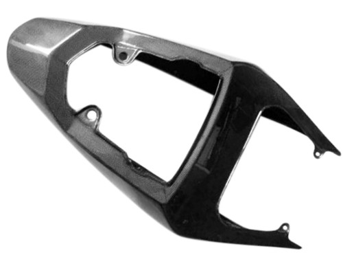 Seat Fairing in Glossy Plain Weave Carbon with Fiberglass for Suzuki GSXR 600, GSXR 750 2004-2005