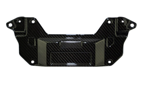 Inner Part in Glossy Twill Weave Carbon Fiber for Yamaha R1 2015+