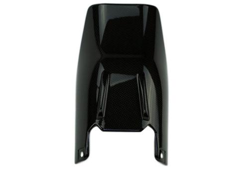 Rear Hugger in Glosy Plain Weave Carbon Fiber for KTM 1290 Super Adventure, 1190 Adventure