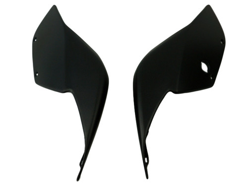Tail Fairing in Matte Plain Weave Carbon Fiber for Ducati Panigale 959, 1299