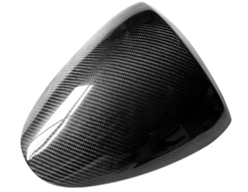 Seat Cowl in Glossy Twill Weave Carbon with Fiberglass for Buell XB9R,XB12R