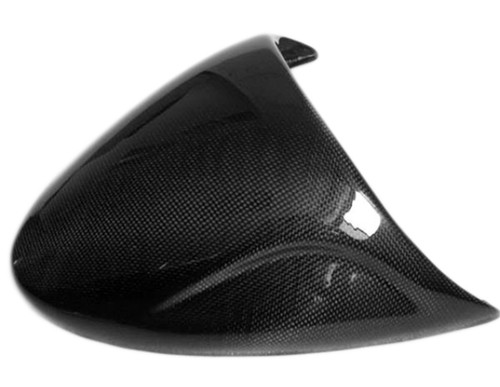 Seat Cover in Glossy Plain Weave Carbon with Fiberglass for Buell XB12S,SS, XB9S