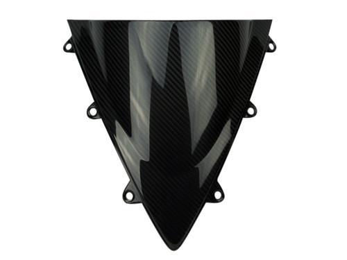 Windscreen in Glossy Twill Weave Carbon Fiber for Honda CBR1000RR 12-16