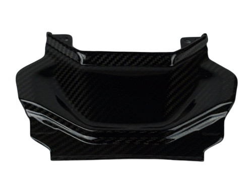 Tail Middle Part in Glossy Twill Weave Carbon Fiber for Yamaha FZ-07/ MT-07