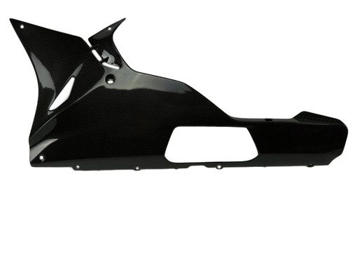 Belly Pan in 100% Carbon Fiber for BMW S1000RR 15-16