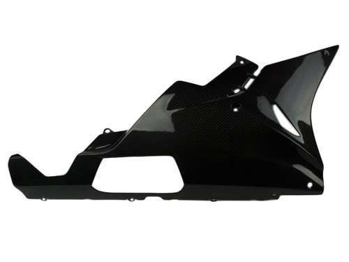 Belly Pan in Carbon with Fiberglass for BMW S1000RR 15-16
