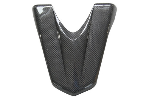 Seat Cowl in Glossy Twill Weave Carbon with Fiberglass for Honda CBF600 Hornet 2007-2010