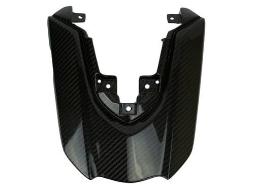 Seat Section (no brackets) in Glossy Twill Weave Carbon Fiber for Suzuki GSXR 1000 12-16