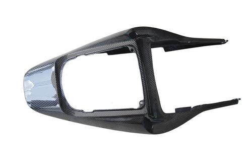 Tail Fairing in Glossy Twill Weave Carbon Fiber for Honda CBR600RR 03-04