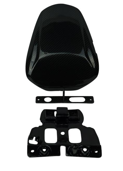 Seat Cowl in Glossy Twill weave Carbon Fiber for Suzuki GSX-S1000 2015+