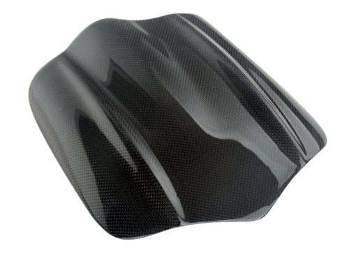 Windshield in Glossy Plain Weave Carbon Fiber for Buell XB9, XB12, S, SS, SX (NOT FOR XB12Ss, 12STT, 12X)