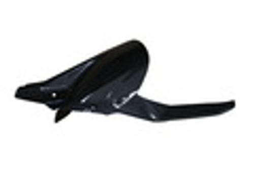 Rear Hugger in Glossy Plain Weave Carbon Fiber for KTM 1290 Super Duke R