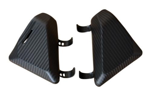 Side Panels in Matte Twill Weave Carbon Fiber for KTM 1290 Super Duke R
