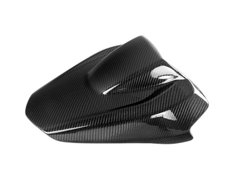 Seat Cover in Glossy Twill WeaveCarbon Fiber for BMW K1200S, K1300S