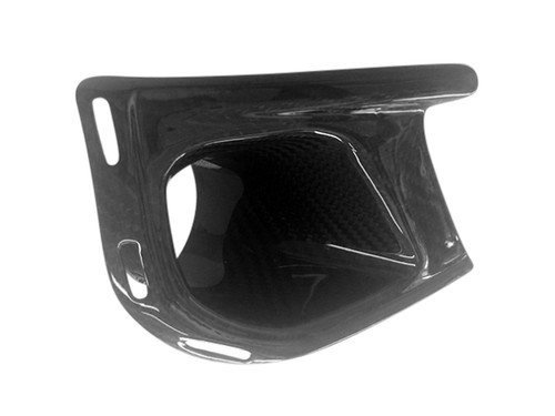 Air Intake Opening LH (Tuning) in Glossy Twill Weave Carbon Fiber for BMW K1300R