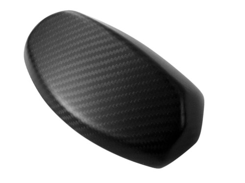 Seat Cover Pad in Glossy Twill Weave Carbon Fiber for KTM 1290 Super Duke R