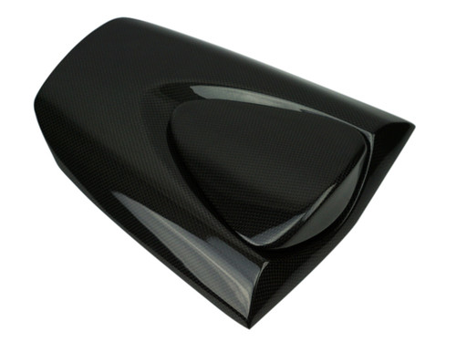 Seat Cowl in Glossy Plain Weave Carbon Fiber for Honda CBR600RR 07-12