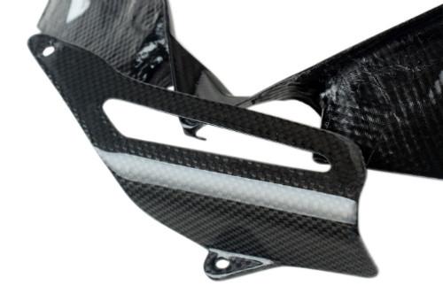 Chain Guard in Chain Guard in 100% Carbon Fiber for Ducati SS1000DS 2003+