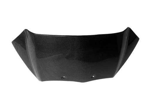Wind Shield for BMW R 1200 GS 04-12 in Glossy Plain Weave Carbon Fiber