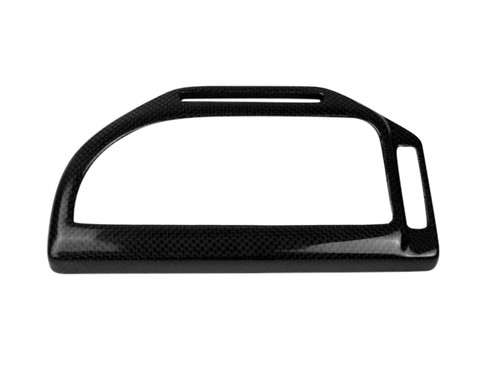 Instrument Surround in Glossy Plain Weave Carbon Fiber for BMW HP2,K1300R