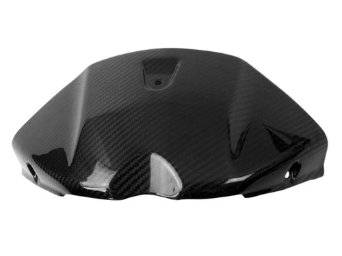Tank Cover in Glossy Twill weave Carbon Fiber for Triumph Speed Triple 1050R 2016+