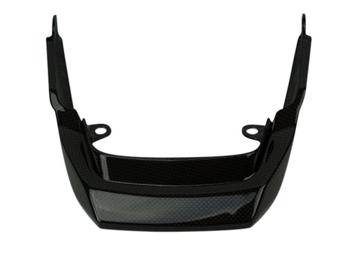 Rear Tail Section in Glossy Plain weave Carbon Fiber for Honda Grom MSX 125 2017+