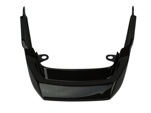Rear Tail Section in Glossy Plain weave Carbon Fiber for Honda Grom MSX 125 2017+
