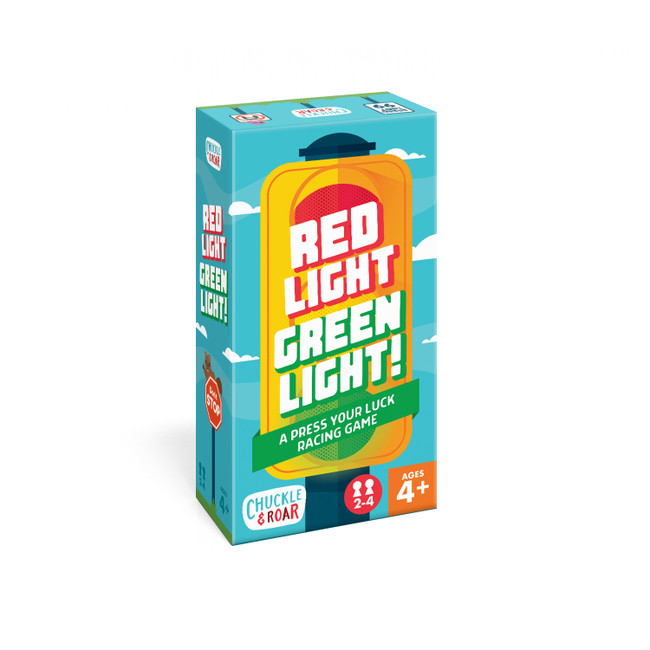 Red Light Green Light Box