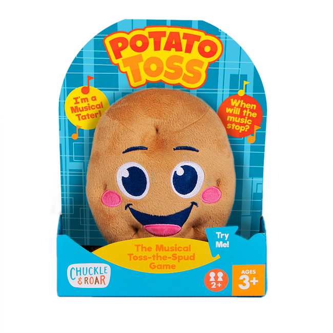 Potato Toss Box