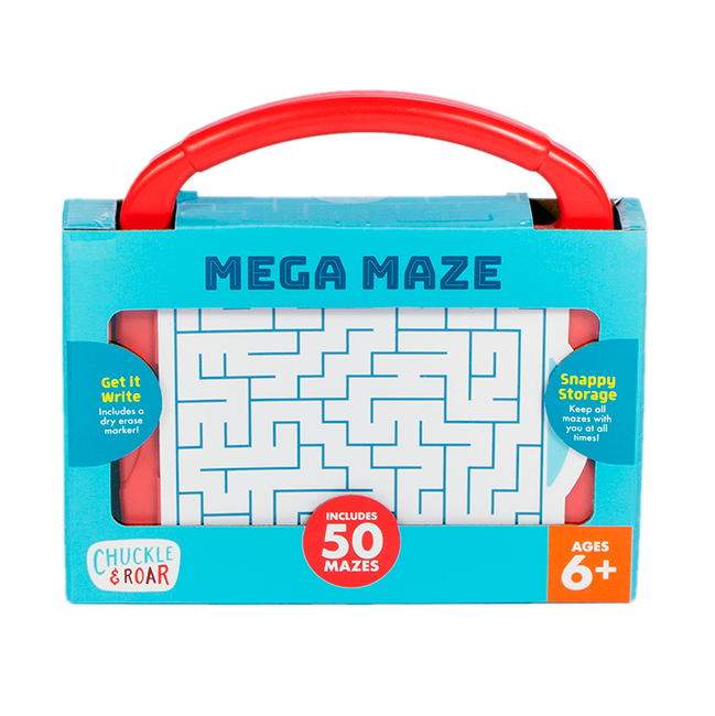 Mega Maze Box