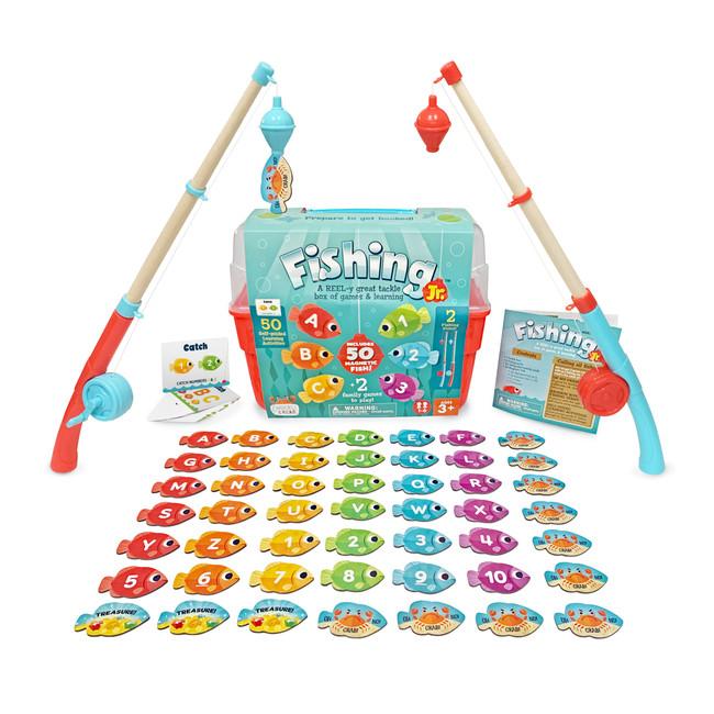 Fishing Jr.- Educational Kids Game