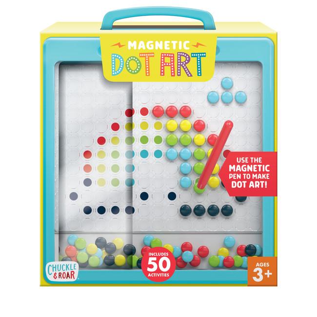 Magnetic Dot Art Designer- Travel Art Kit
