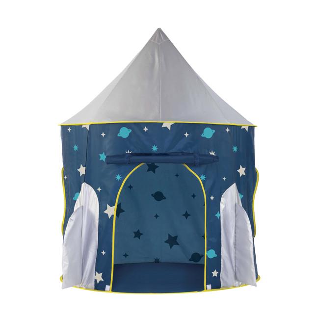 Spaceship Pop-Up Kids Play Tent