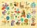 Adventure Awaits 100 Piece Jigsaw Puzzle Art