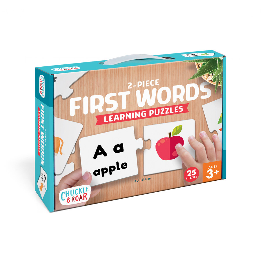 Learning Puzzle - First Words