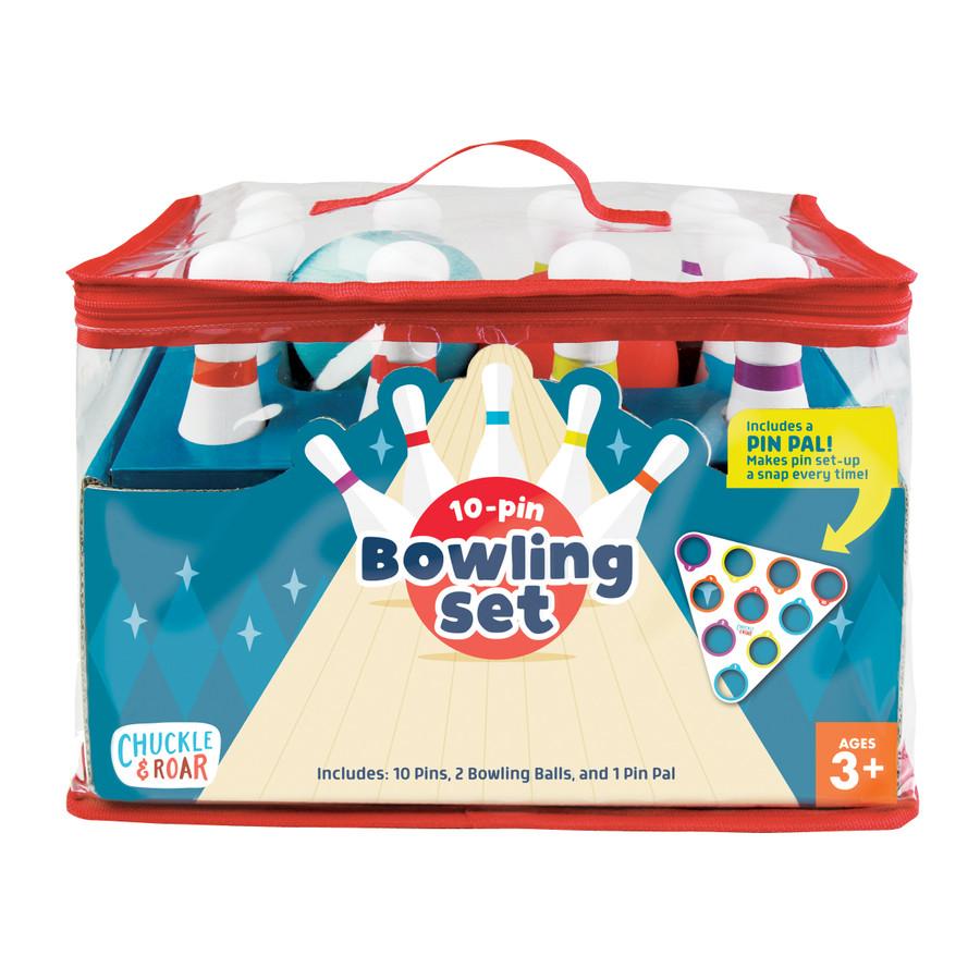 10-Pin Bowling Set Box